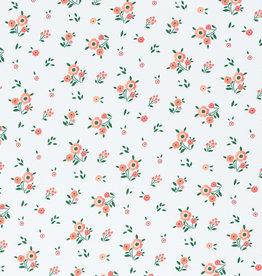 Tricot - Kleine Blumen