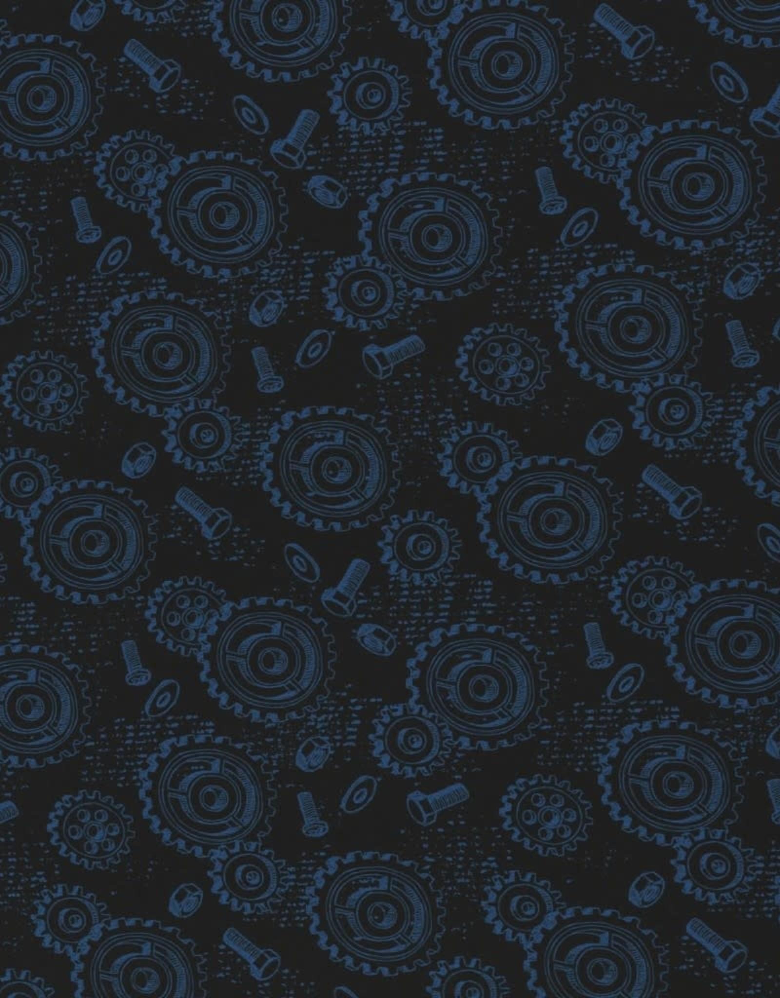 Katoen - Happy Metal Chainwheels Black