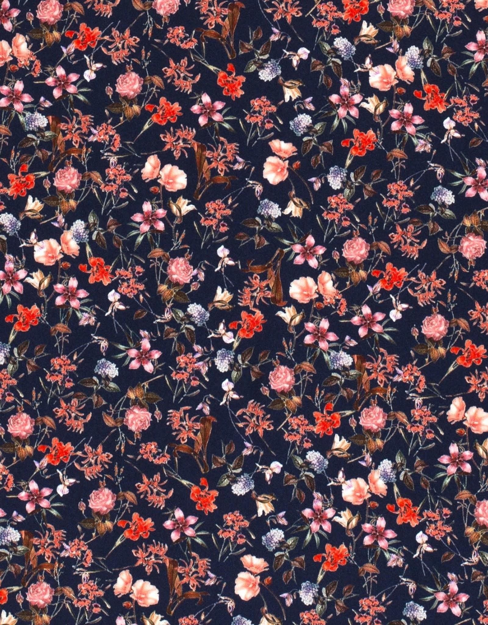 Viscose - Floral Time