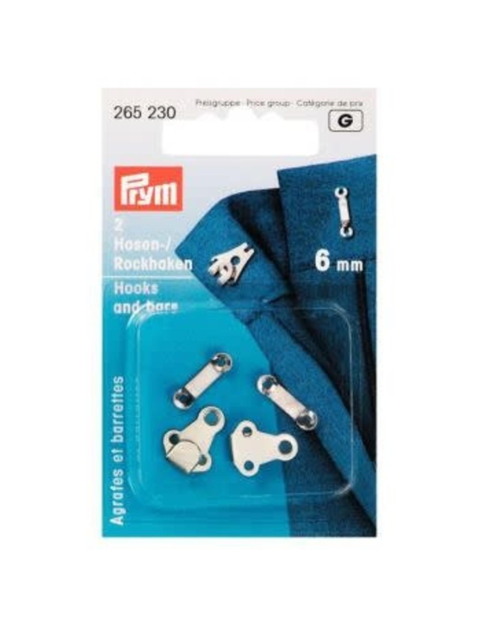 Prym Prym 265.230 - Broek- en rokhaken 6mm