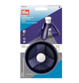 Prym Prym 673.130 - Drievoet voor vernietbare knopen/ringen