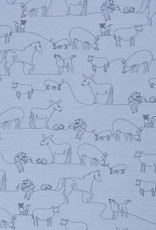 Tricot -Animal Drawings
