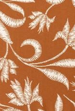 Viscose-linnen - Floralia Camel