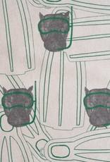 Katia Fabrics Canvas - Hippo Diving