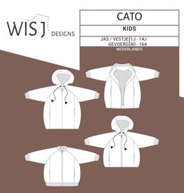 Wisj Cato jas & (bomber)vest