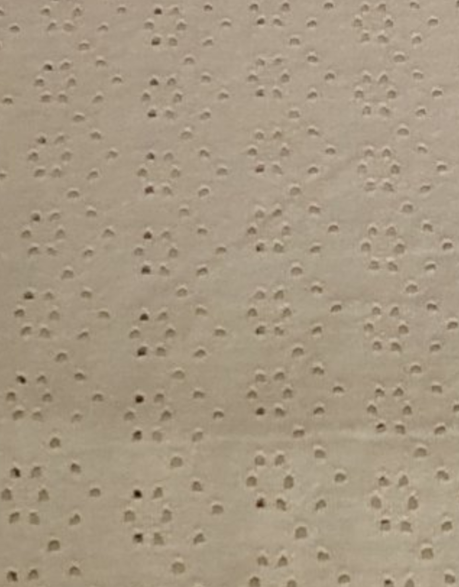 Tricot Broderie - Sand