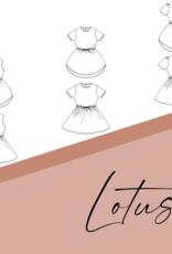 Bel'Etoile Lotus jurk - Kids 80-164