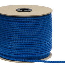 Katoenen Koord Kobalt  - 5mm