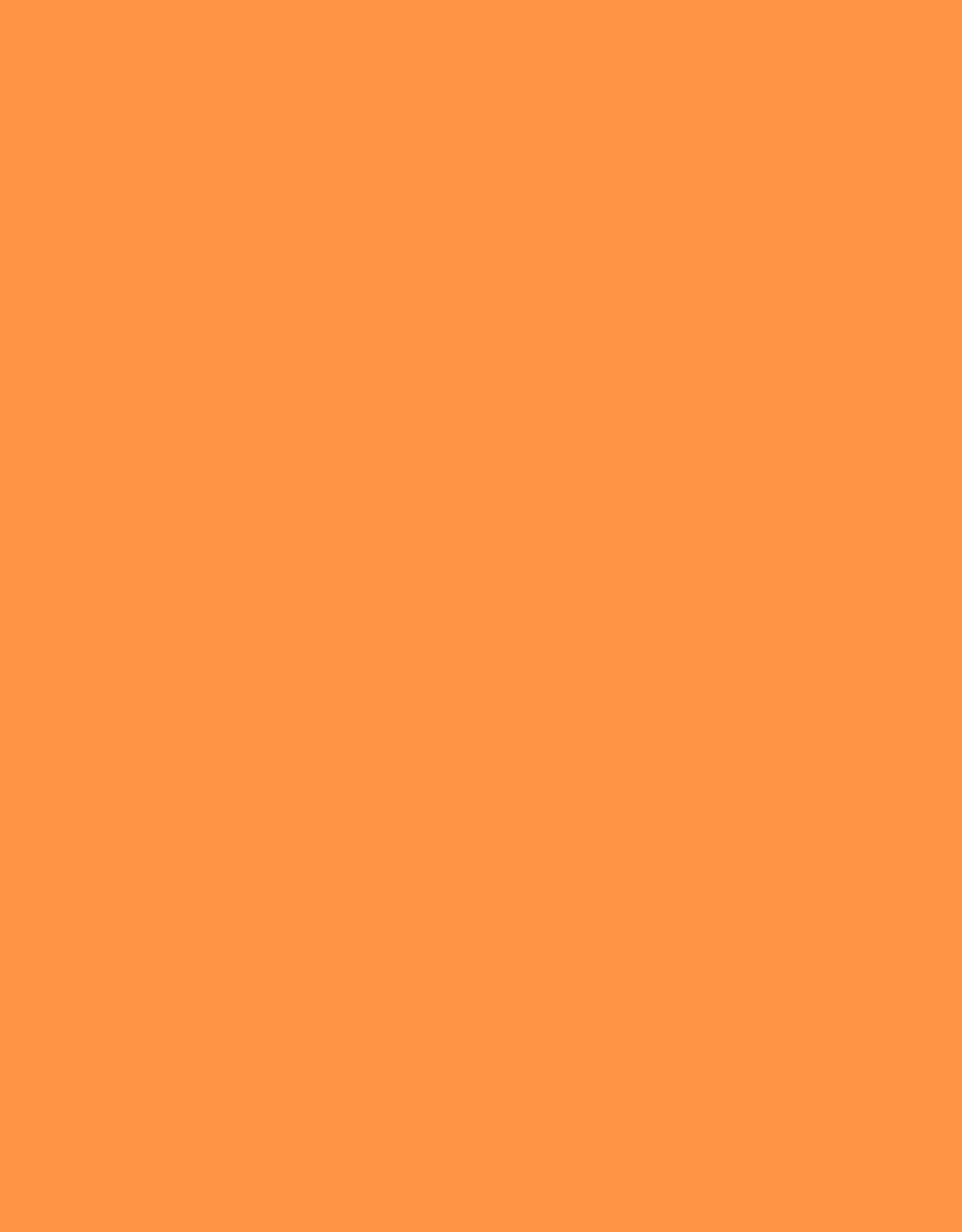 Paspel Elastisch - Zacht Oranje