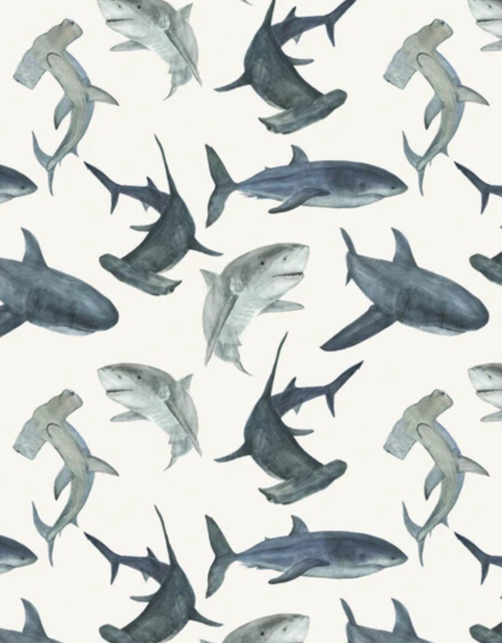 Tricot - Haaien