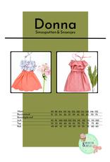 Smospotten en Snoesjes Donna Top en Rok, Jurk 92-152