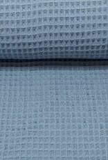 Kleine wafel - Smokey blue