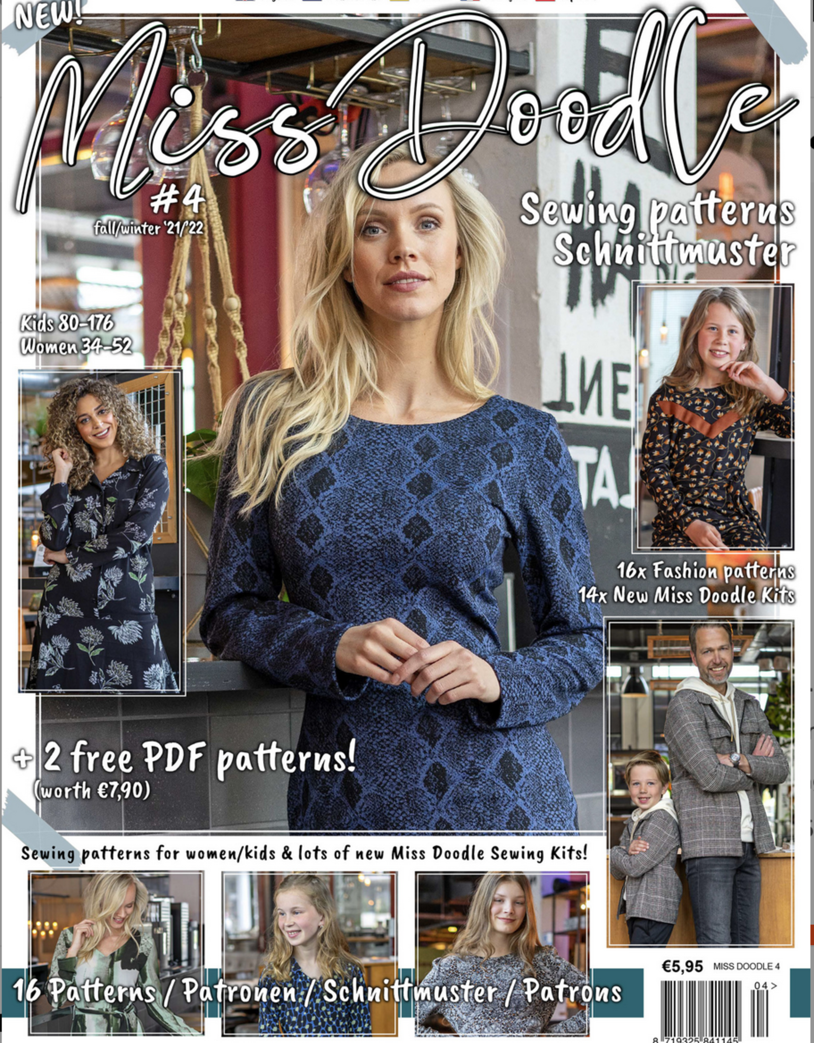 Miss Doodle Magazine 4