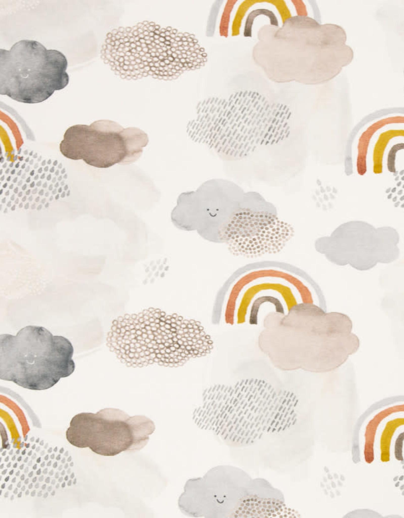 Tricot - Rainy Rainbow