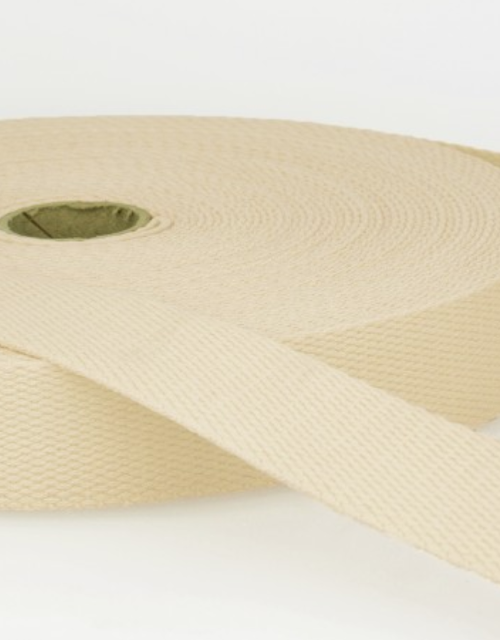 Tassenband - Ecru - 25mm