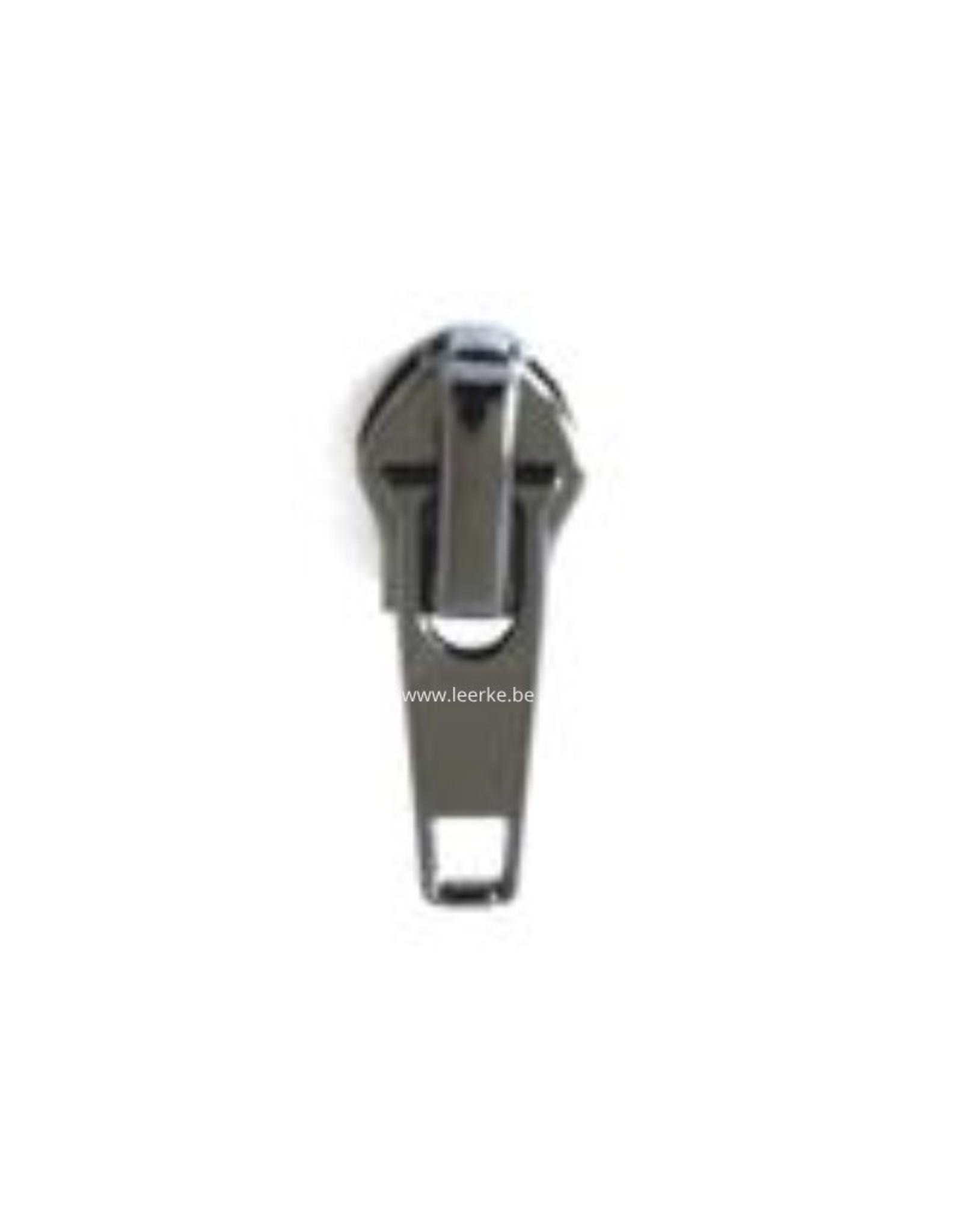 Ritstrekker Gunmetal - Size 6,5