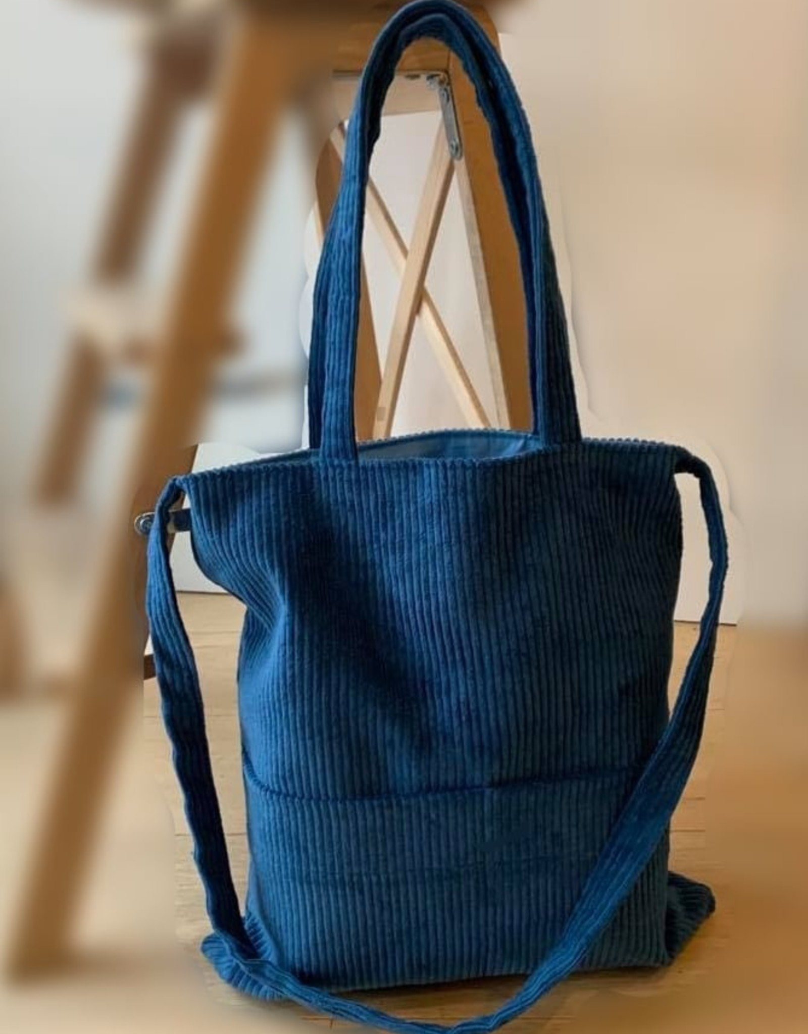 'In zak en tas' voor beginners  - 13 november 2021 - VOLZET