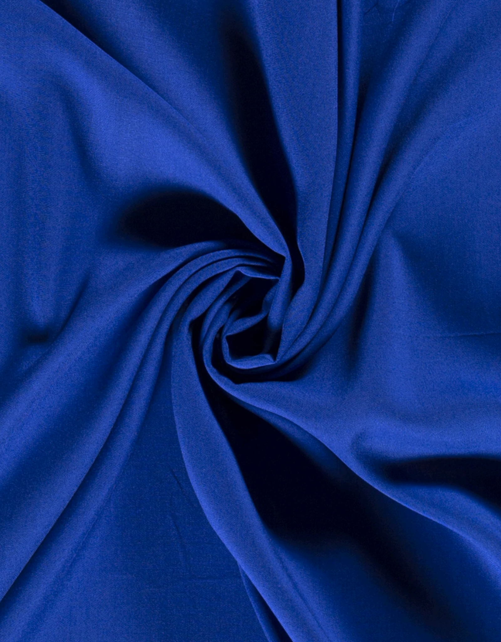 Uni Viscose - Kobalt