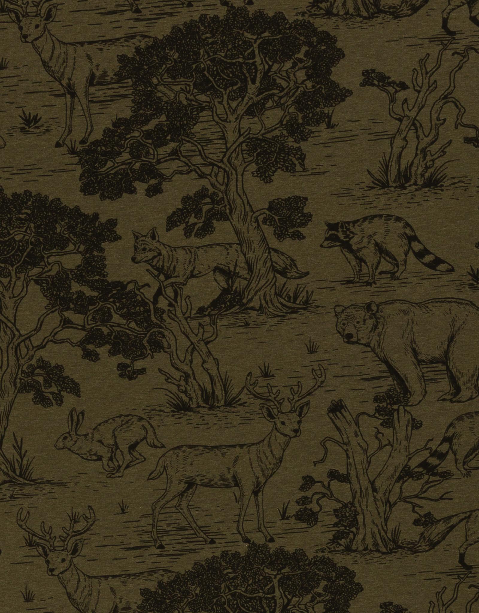 Sweat - Wood Khaki