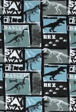 Sweat - Dino Strip