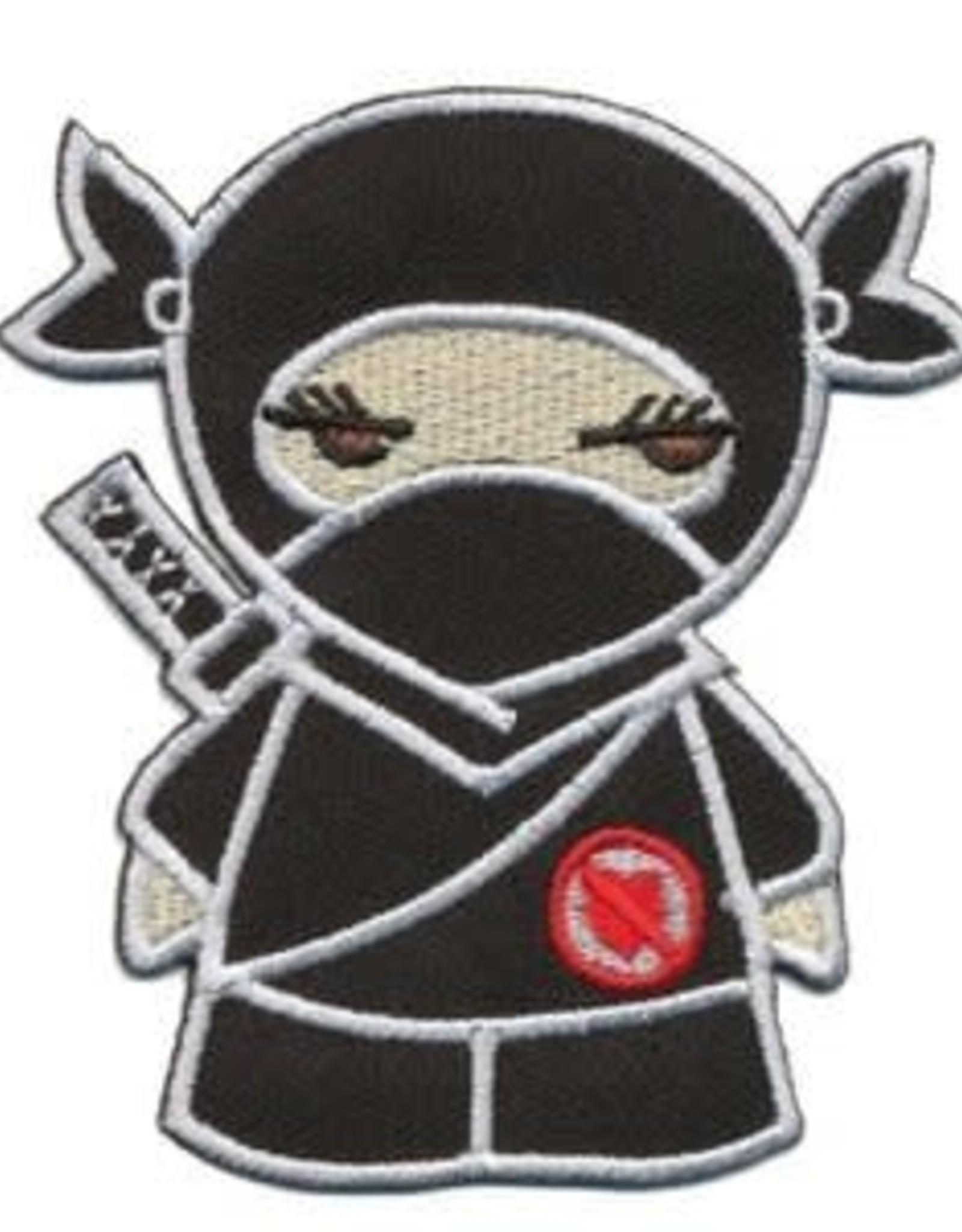 Strijkapplicatie Ninja