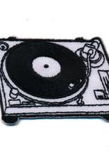 Strijkapplicatie DJ