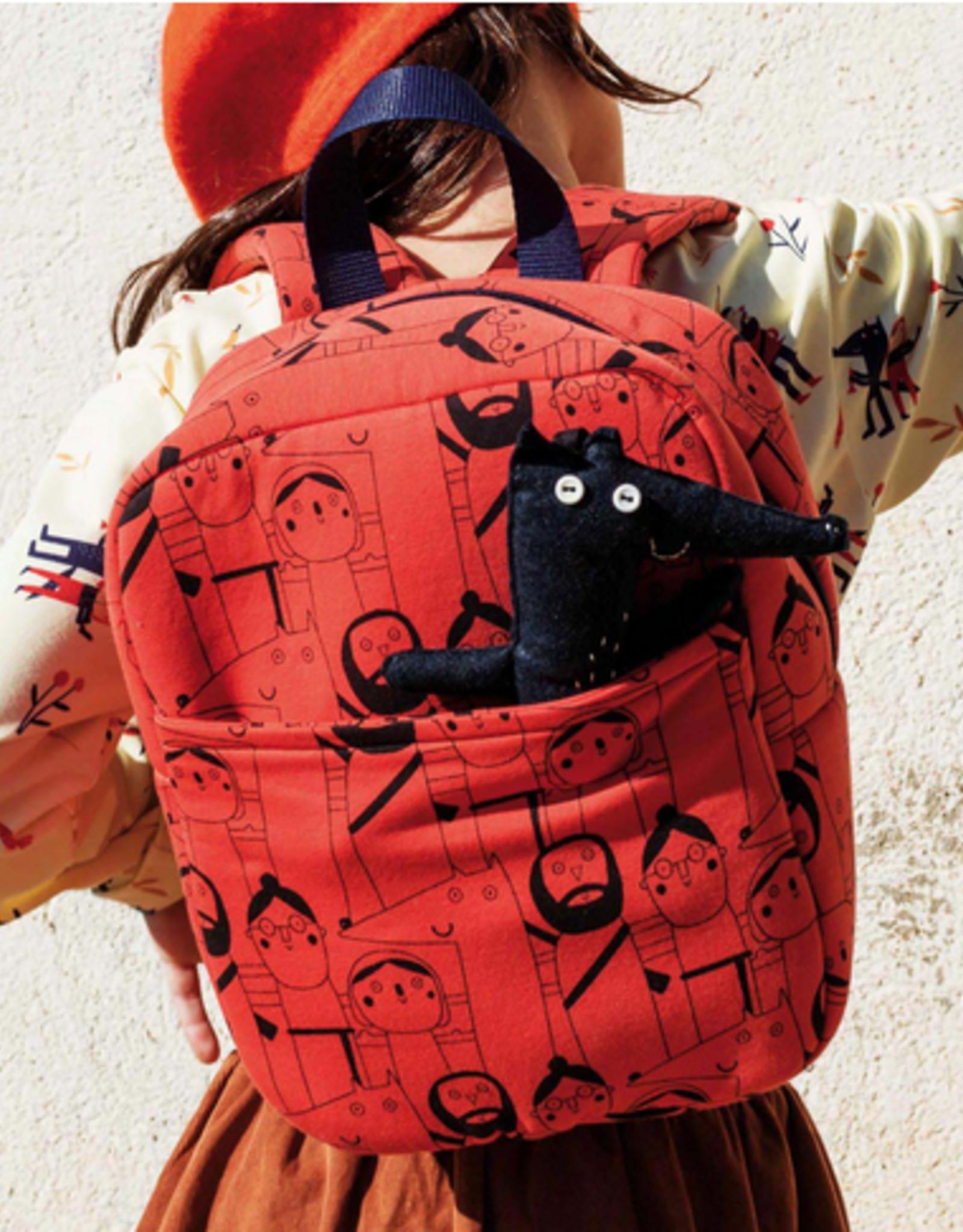 Katia Fabrics Sweat - Chaperonne Rust