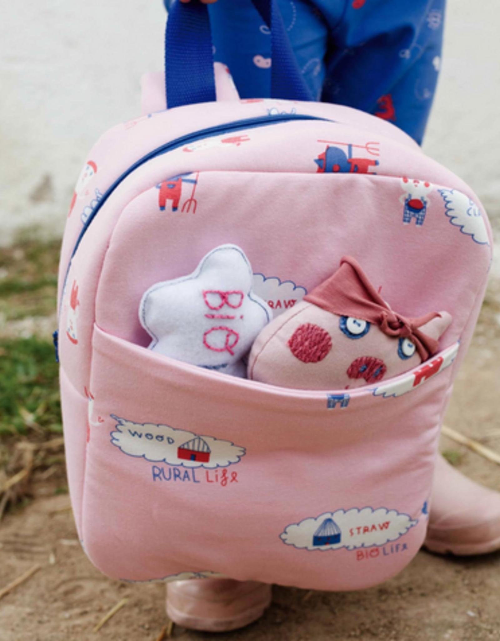 Katia Fabrics Sweat - Piggies