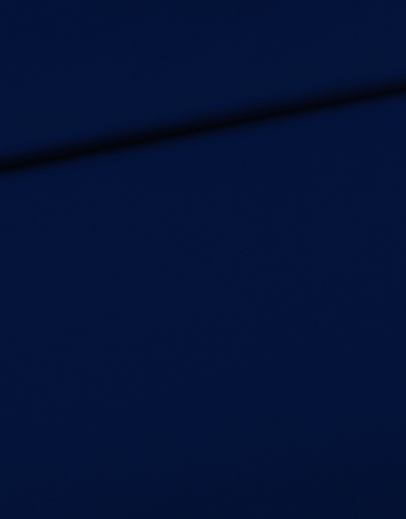 Uni Crêpe - Marineblauw