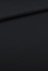 Uni Crêpe - Zwart