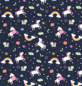 Tricot - Merry Unicorn Navy