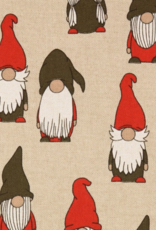 Canvas - Gnomes Linnen