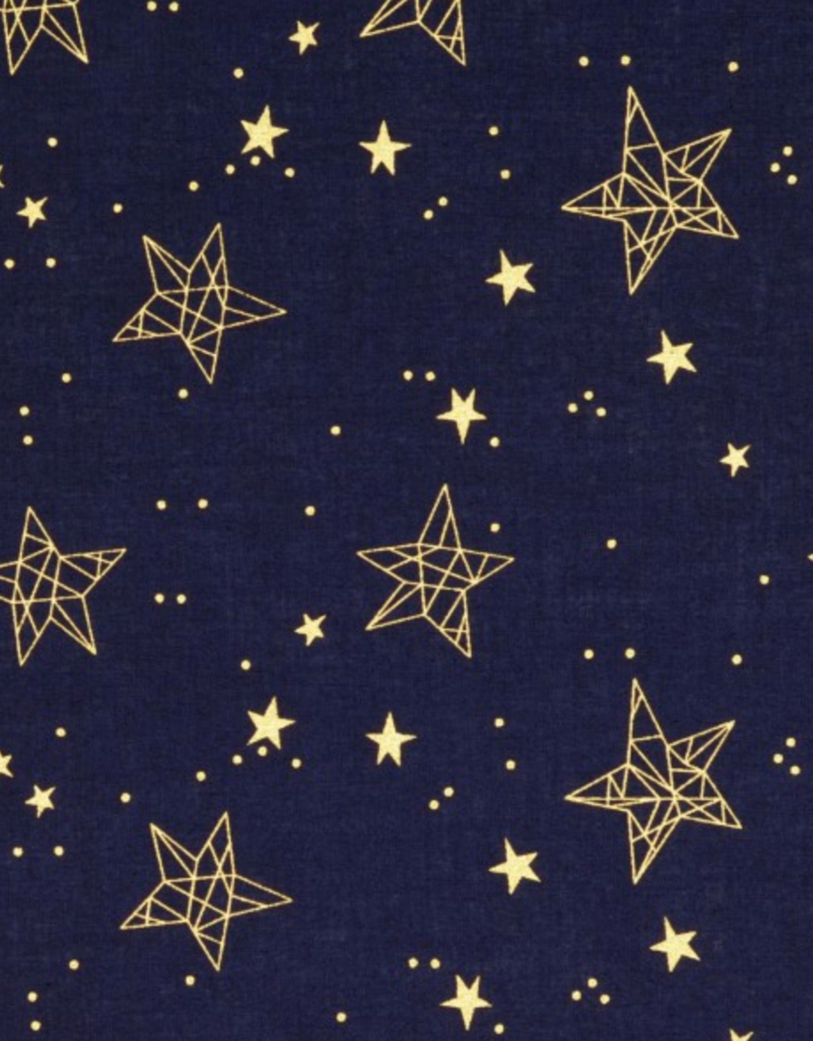 Katoen - Stars  Dark Navy