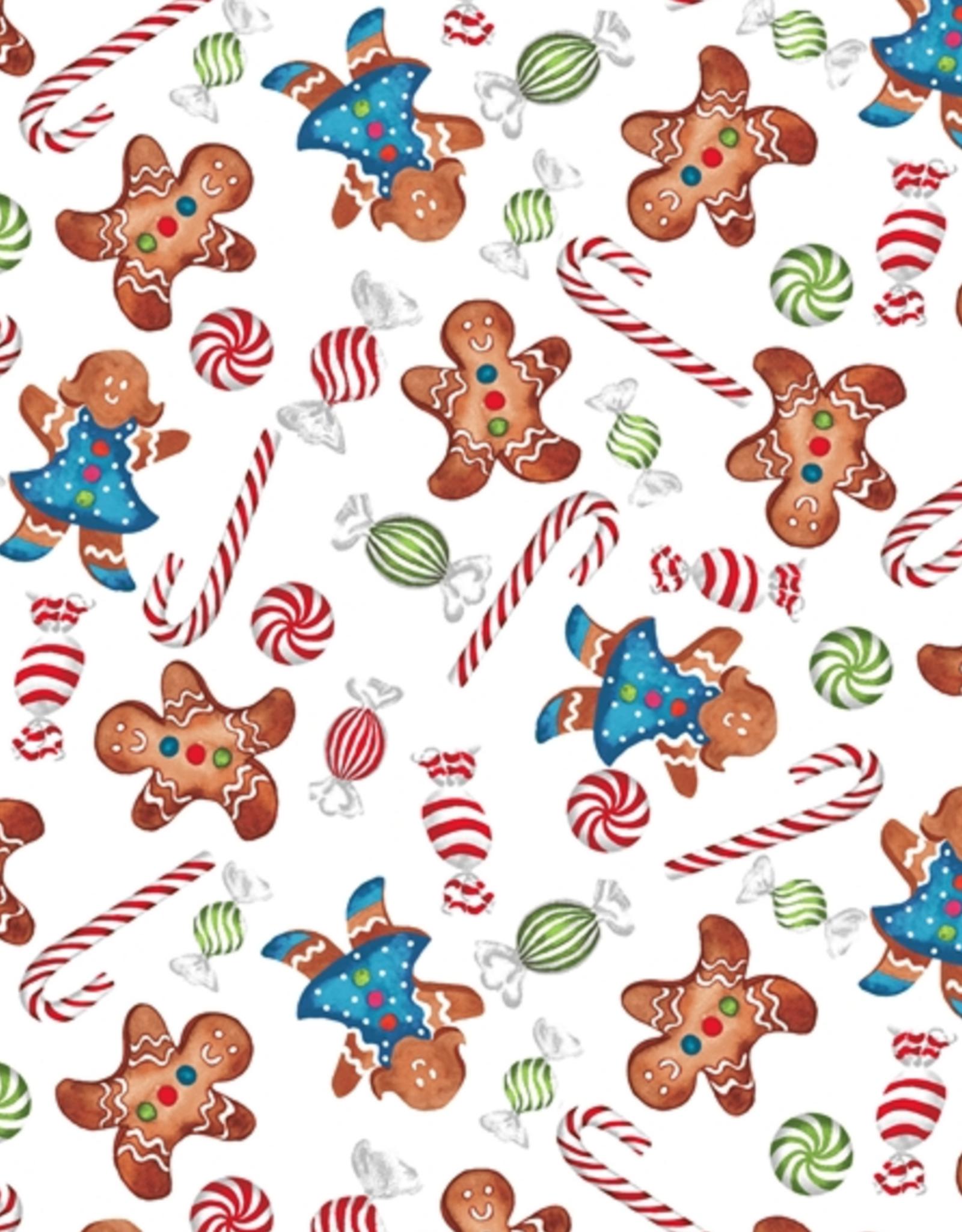 Katoen - Candy & Gingerbread
