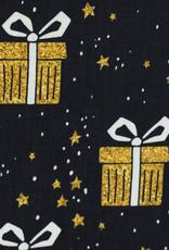 Katoen - Cadeautje Gold