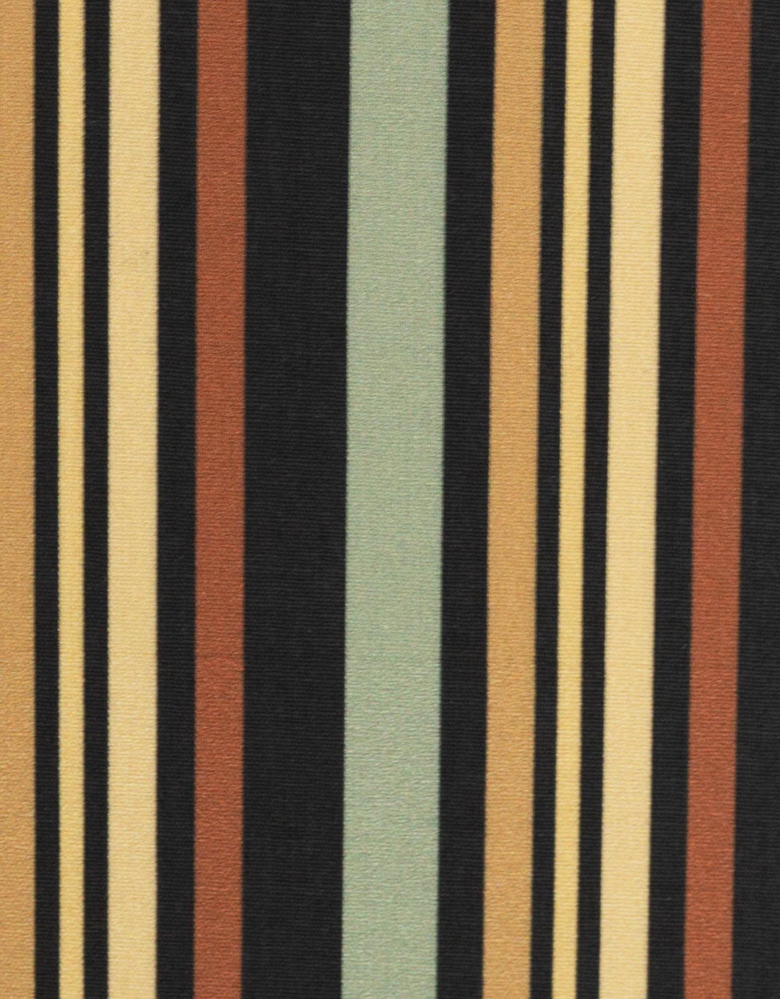 Katoen - Stripes Autumn