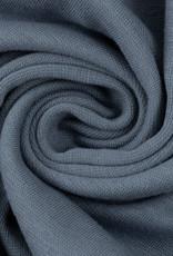 Boordstof - Oudblauw 100cm