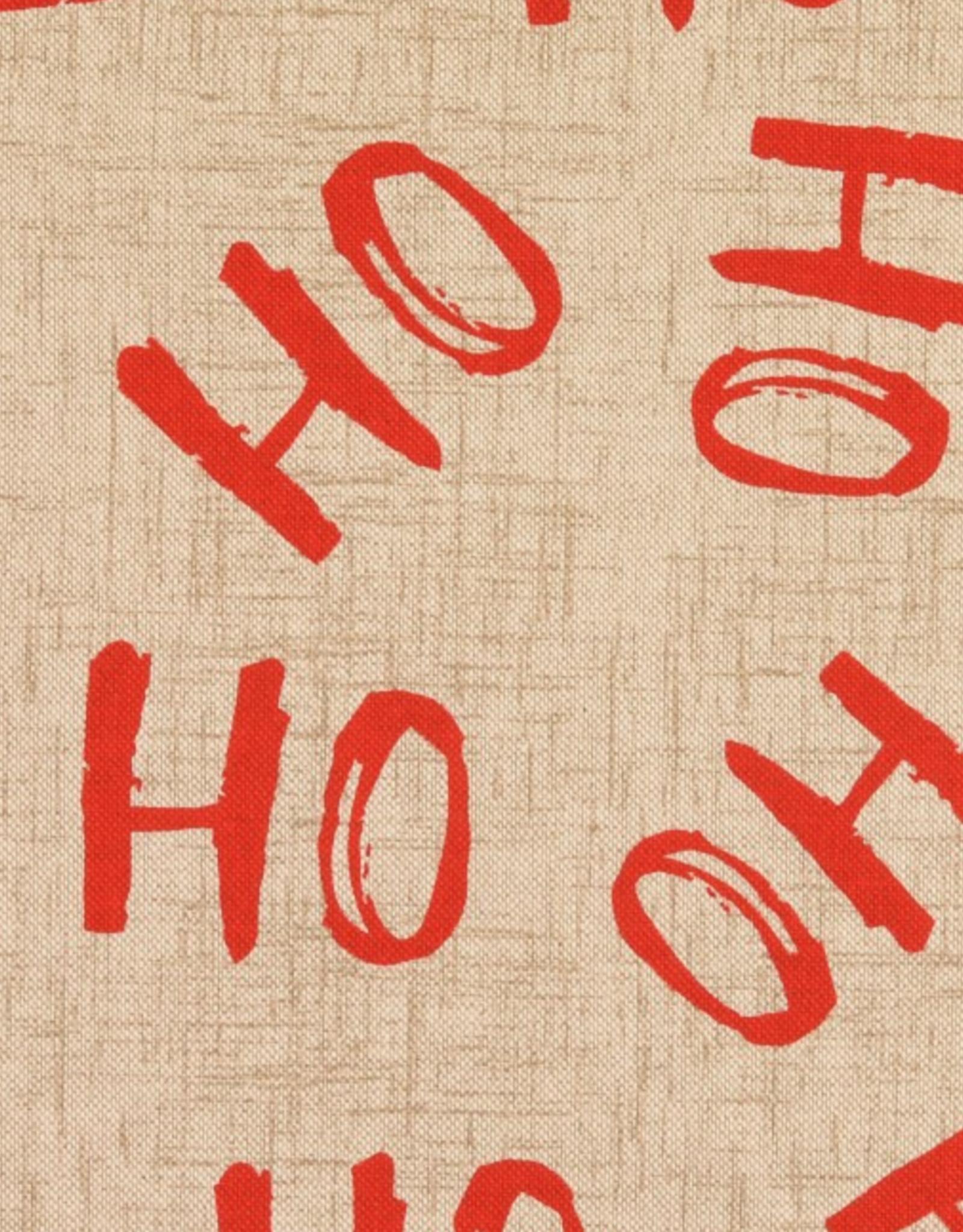 Canvas - HO HO HO linnen