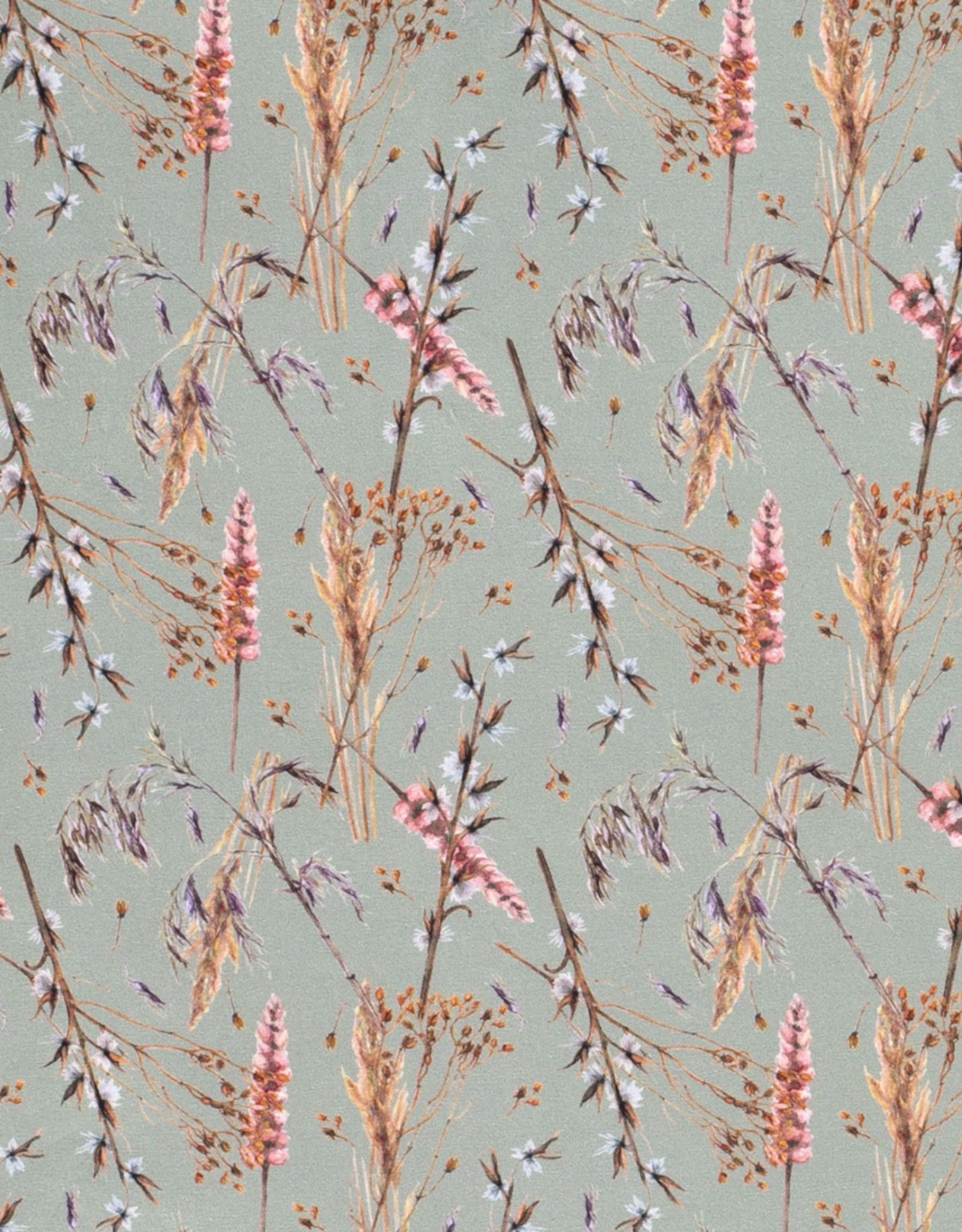 Tricot - Fieldflower Oudgroen