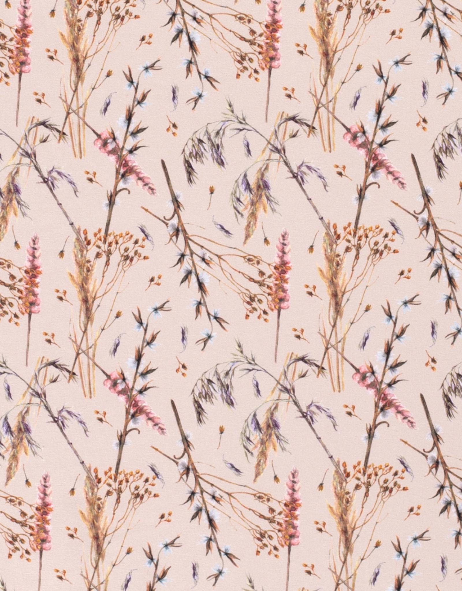Tricot - Fieldflower Oudroze
