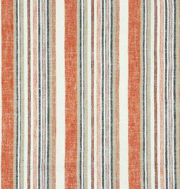 Linnen-Viscose - Dyed Stripe Rustique