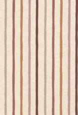 Deco - Stripes Linnenlook