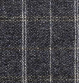 Paneel Tweed  - Blauw - 150cm x 150cm