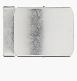 Riemgesp Zilver - 40mm
