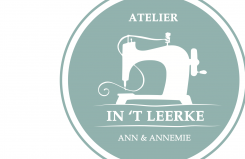 In' t Leerke - Stoffen, fournituren en workshops!