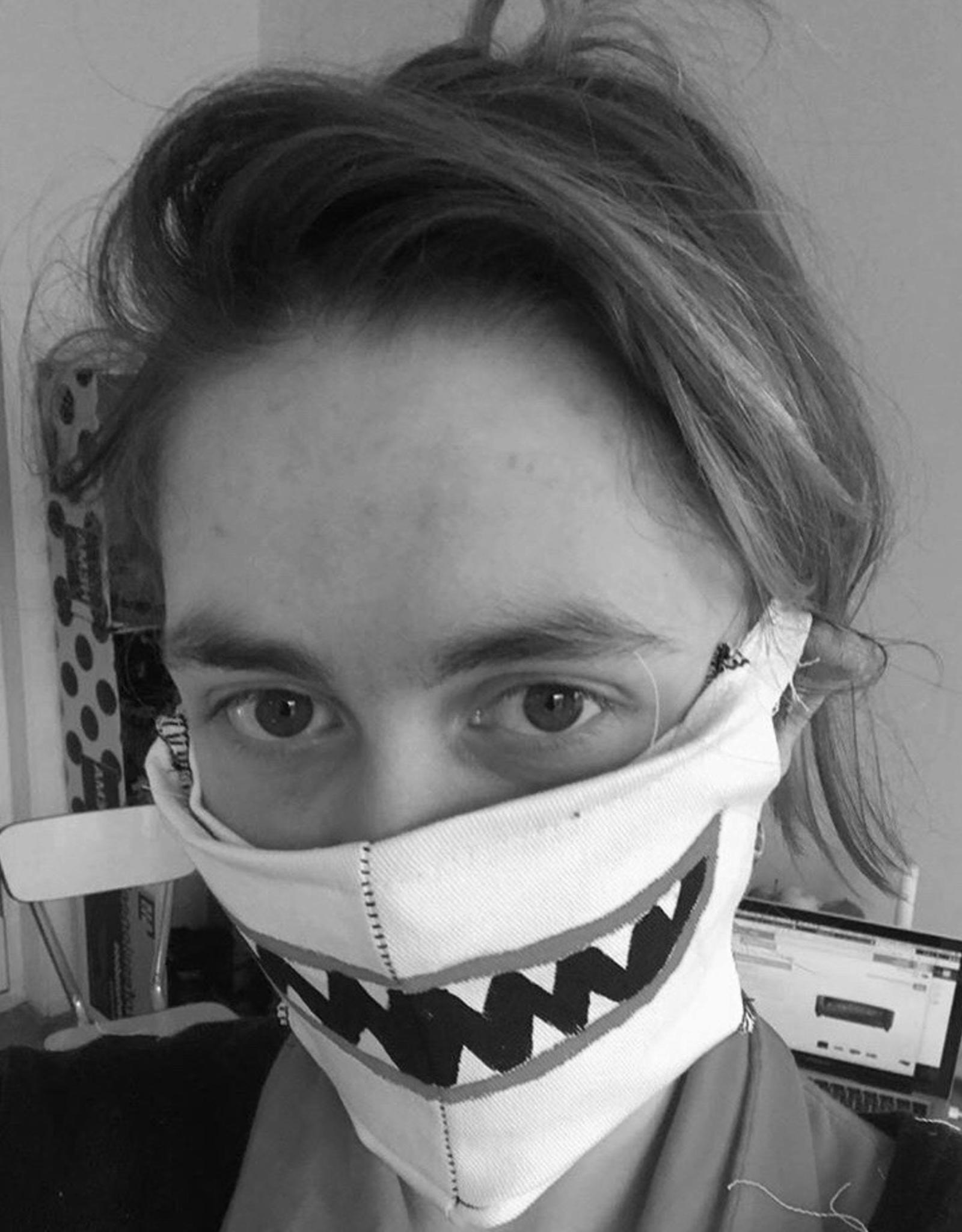 Maskie Buccaux par Una Jongenelis
