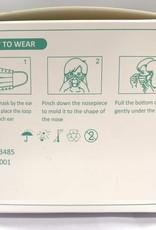 Feilikan Chirurgisch IIR-masker met oorlus