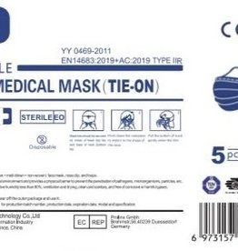 Feilikan Surgical IIR Mask tie-on
