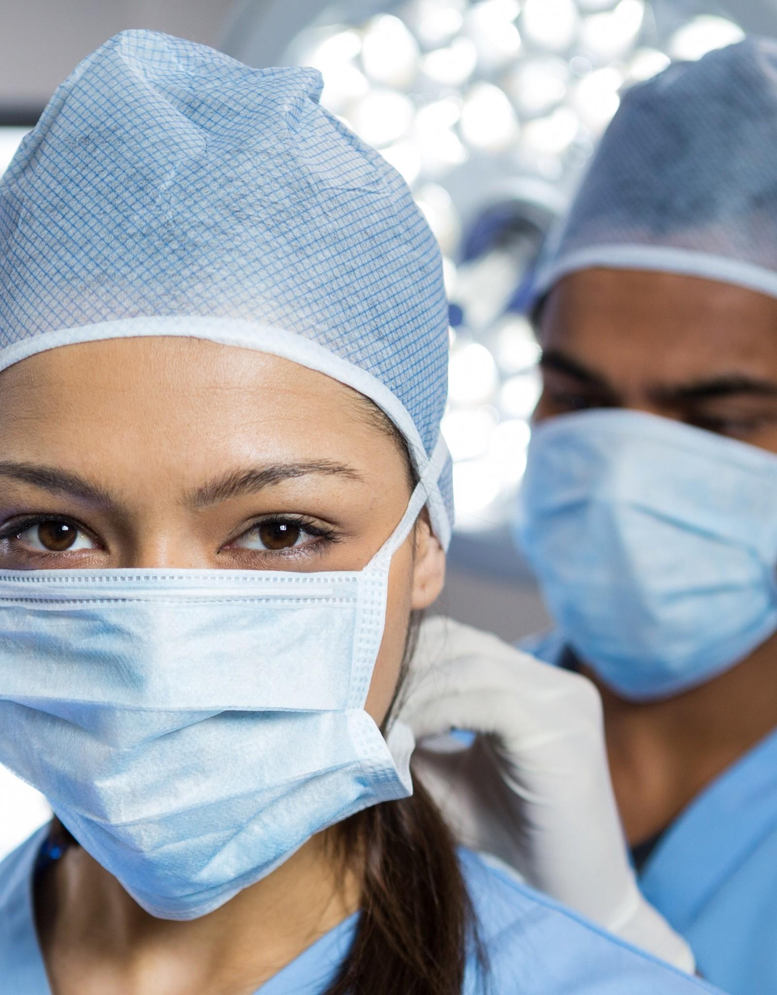Feilikan Chirurgisch IIR-masker met bandjes (tie-on)