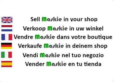Souhaitez-vous également vendre Maskie?